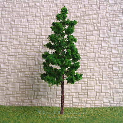 40 pcs Green Model Trees #G9035 for HO OO scale layout