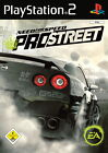 Need For Speed: ProStreet (Sony PlayStation 2, 2009, DVD-Box)