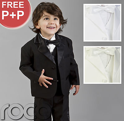 baby black tuxedo baby boy suits page boy suits wedding suits cruise suits