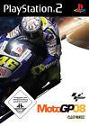 MotoGP 08 (Sony PlayStation 2, 2008, DVD-Box)