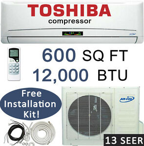 12-000-BTU-Ductless-Mini-Split-Air-Conditioner-Heat-Pump-1-Ton-25-feet-lineset