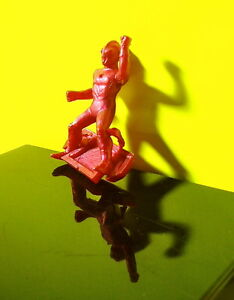 ULTRAMAN ? MINI KESHI GOMU ERASER STYLE FIGURE VINTAGE CHARACTER WITH STAND