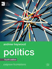 Politics by Andrew Heywood (Paperback, 2013)