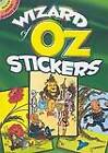 Wizard of Oz Stickers by Ted Menten (Paperback, 2009)