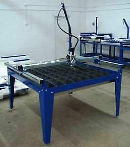Iplasma 4x4 Cnc Plasma Cutting Table W Stainless Water Pan