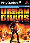 Urban Chaos: Riot Response (Sony PlayStation 2, 2006, DVD-Box)