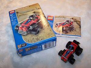 2003-LEGO-Racers-DESET-RACER-8359-27-pcs-Instructions-Box-Complete-Ages-6-EUC