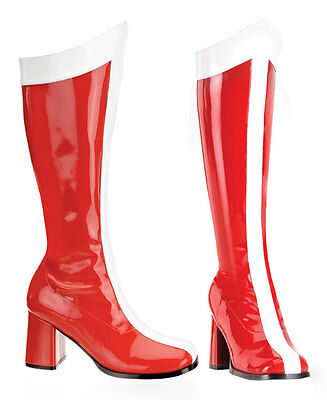 Size 9 Wonder Woman Boots - Superhero Costumes