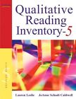 Qualitative Reading Inventory No. 5 by JoAnne Schudt Caldwell and Lauren Leslie (2010, Spiral, New Edition)