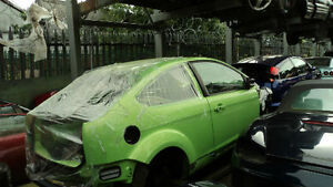 FORD-FOCUS-2-5-RS-2009-PARTS-ONLY