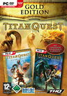 Titan Quest - Gold Edition (PC, 2008, DVD-Box)