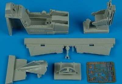 Aires 4474 1/48 F102A Cockpit Set For Revell