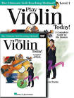 Play Violin Today! Beginner's Pack by Kaitlyn Hahn (Paperback, 2012)