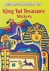 Shiny King Tut Treasure Stickers by Patricia J. Wynne (Paperback, 2005)