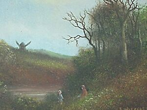 Ray-Witchard-Welsh-Rural-Landscape-Scene-Oil-Painting