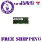 Transcend JM667QSU-2G (2 GB, PC2-5400 (DDR2-667), DDR2 SDRAM, 667 MHz, SO DIMM 200-pin) RAM Module