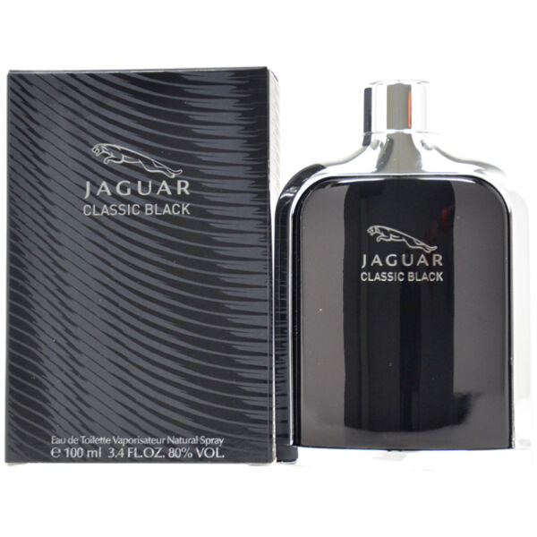 jaguar classic black men 39 s eau de toilette ebay. Black Bedroom Furniture Sets. Home Design Ideas