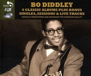 Image result for real gone bo diddley