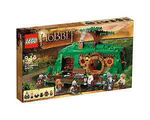 Lego 79003 Hobbit Un rassemblement inattendu Rare Set Retiré De 2012 Nouveau Scellé 5702014961289