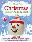 My Best Ever Christmas Activity Book by Jane Bull (Paperback, 2012)