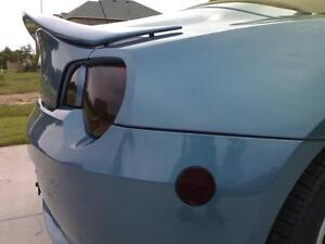 03 05 Bmw Z4 Smoke Tail Light Precut Tint Cover Smoked