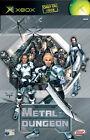 Metal Dungeon (Microsoft Xbox, 2002, DVD-Box)