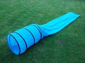 Dog-Pet-Agility-Obedience-Training-Tunnel-Chute-15-039-New