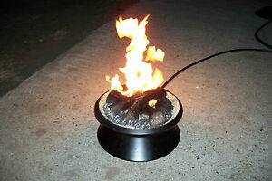 Fire-Dancer-Portable-Fire-Pit-Propane-Gas-Campfire-Log-Kit-Is-Included
