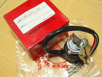 Honda CD50 CD70 CF70 S110 SS50 ST50 ST70 XL125 Ignition Switch NOS 35100-065-007