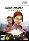 Geheimakte Tunguska (Nintendo Wii, 2008, DVD-Box)