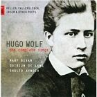Hugo Wolf - Wolf: The Complete Songs, Vol. 4 (2012)