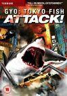 Gyo - Tokyo Fish Attack (DVD, 2012)