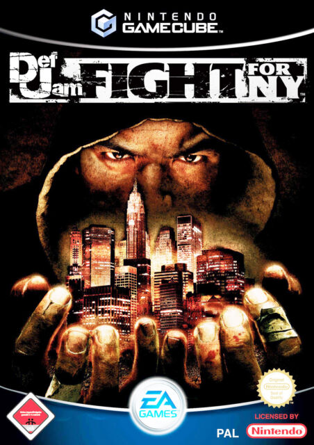 Def Jam: Fight For NY [GameCube] - Gut usk18