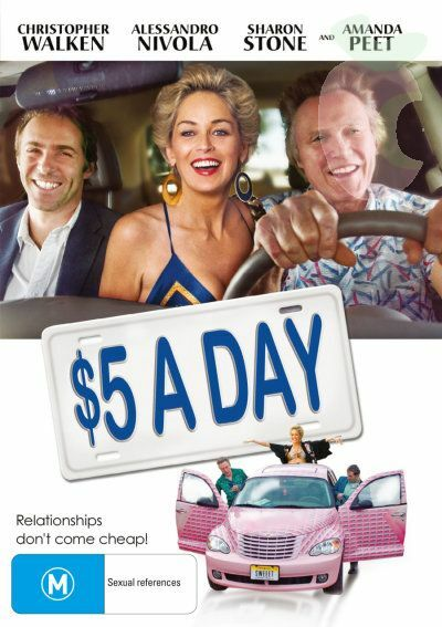 $5 A Day (DVD, 2011)-FREE POSTAGE