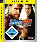 WWE SmackDown vs. Raw 2009 -- Platinum (Sony PlayStation 3, 2009)