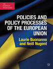 Policies and Policy Processes of the European Union by Neill Nugent, Laurie Buonanno (Paperback, 2013)