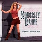 Kimberley Dahme - Can't a Girl Change Her Mind (2009)