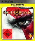 God of War III -- Platinum (Sony PlayStation 3, 2011)