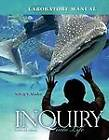 Lab Manual for Inquiry into Life by Sylvia S. Mader (Spiral bound, 2013)