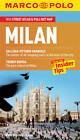 Milan Marco Polo Guide by Marco Polo (Paperback, 2013)