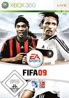 FIFA 09 (Microsoft Xbox 360, 2008, DVD-Box)