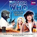 Doctor Who: City of Death (TV Soundtrack) by David Agnew (CD-Audio, 2012)