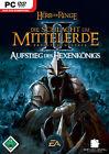 Der Herr der Ringe: Die Schlacht um Mittelerde II - Aufstieg des Hexenkönigs (PC, 2006, DVD-Box)