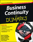 Business Continuity For Dummies by The Cabinet Office (Paperback, 2012)