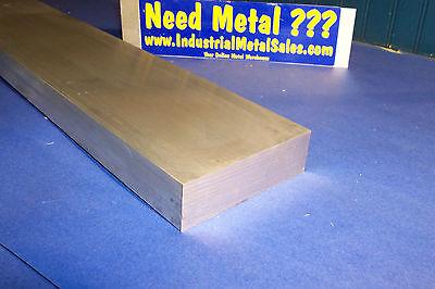 """1-1/2"""" x 5"""" x 72""""-Long 6061 T6511 Aluminum Flat Bar-->1.5"""" x 5"""" 6061 Flat Bar"""