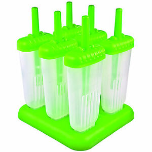Popsicle-Groovy-Molds-Green-Set-of-6-By-Tovolo