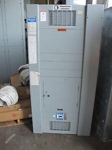 Challenger 400 Amp Main Breaker CT Cabinet - E669   eBay