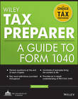 Wiley Tax Preparer: A Guide to Form 1040 by The Tax Institute at H&R Block, Amy McAnarney (Paperback, 2013)