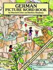 German Picture Word Book by Hayward Cirker, Barbara Steadman (Paperback, 2003)