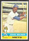 1976 Topps John Milner #517 Baseball Card
